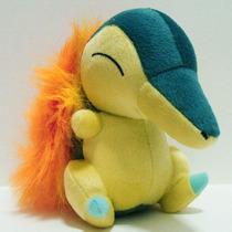Pelúcia Cyndaquil 17 Cm Da Nintendo - Pokémon X E Y - Novo