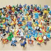 Kit Com 20 Miniaturas Bonecos Pokemon Aleatórias