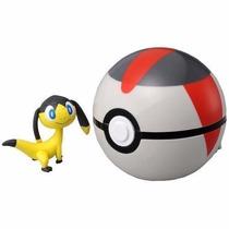 Pokemon X E Y Erikiteru Com Pokebola - Moncollé Takara Tomy