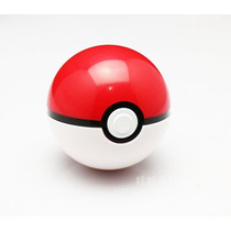 Pronta Entrega - Pokemon Pokebola Com Miniatura