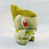 Pelúcia Axew 16 Cm Da Nintendo - Pokémon X E Y - Novo