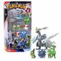 Bonecos Pokemon - White Kyurem, Virizion, Cryogonal E Axew