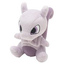 Pelúcia Mewtwo Da Nintendo 16cm- Pokémon X E Y - Novo