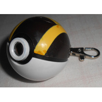 Pokemon Pokeball - Ultraball Chaveiro Com Imagem Cresselia
