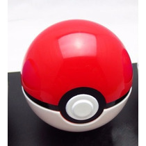 Pokebola Pokemon Pokeball - Tamanho Real Igual Ao Do Anime