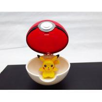 Pokebola Brinde Mini Pokemon Pronta Entrega Anime Aliança