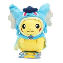 Pelúcia Boneco Pikachu - Gyarados Cosplay Pokemon
