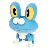 Pelúcia Pokémon Froakie 20cm