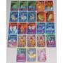 Pokemon Lote C/23 Cards Perfeitos Elma Chips 1999 Nintendo