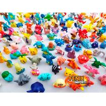 20 Miniaturas Pokemons Variados