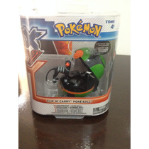 Pokemon Houndoom + Pokebola Penumbra Duske Ball Takara Tomy