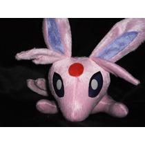 Boneco Pelúcia Espeon Pokémon 30 Cm Frete Grátis