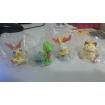 Bonecos Pokémon Diversos Miniatura Originais Pokmn Center Jp