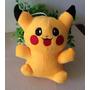 Pokemon Pikachu - Pelúcia 19cm - Novo - Pronta Entrega