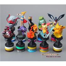 Miniaturas Pokémon 20 Modelos. Bonecos Pokémon Pikachu E Etc