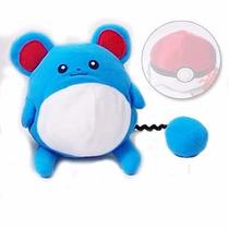 Pelúcia Pokémon Marill - Pokébola
