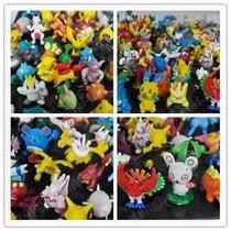 Kit Coleção 24 Miniaturas Pokemon