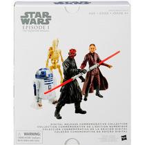 Star Wars Digital Collection: Episódio 1,2 E 3 - Hasbro