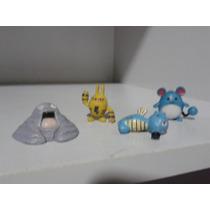 Miniatura Boneco Lote Pokémon Para Colecionadores Caçulinha