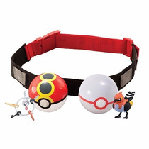 Pokémon Xy Series 2 Cinto De Super Poke Bola T18206 Tomy
