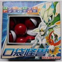 Kit 36 Pokebolas Miniatura Pokemon Brinquedo Jogo Anime