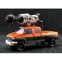 Caminhonete Robo Transformers Cannon Force Ironhide
