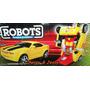 Camaro Amarelo Transformers