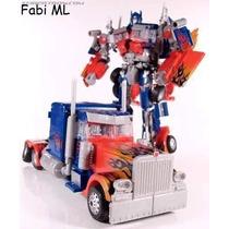 Transformers Optimus Prime-leader Class-gigante