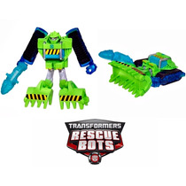 Boulder The Construction Bot Transformers Rescue Bots Energi