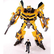 Bumblebee Revenge Of The Fallen Human Alliance - Sem Caixa