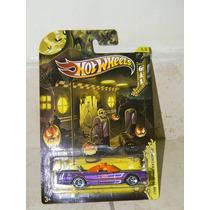 Hot Wheels Batmobile Hallowen 2013 Lançamento.