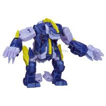 Boneco Miniatura Transformers Blight Prime Beast - Original