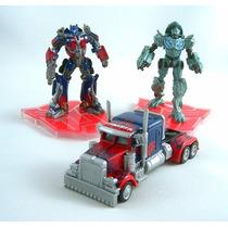 Transformers - Titanium Series - Optimus Prime - Die Cast