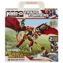 Blocos De Montar Kre-o Transformers - Beast Hunters Ripclaw