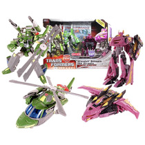 Transformers Universe - Springer Vs Ratbat - Hasbro - Novo