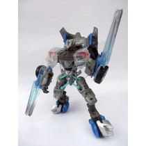 Transformers Dotm Scan Sideswipe Deluxe Class Hasbro