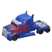 Boneco Transformers Optimus Prime C/ Movimentos E Poderes