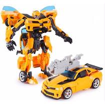 Transformes Robô Boneco Bumblebee - Robot Pronta Entrega