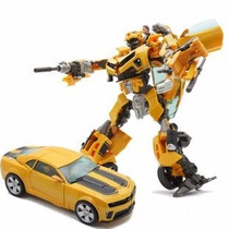 Bumblebee Camaro Hasbro Transformers Human Alliance