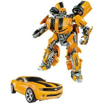 Transformers Ultimate Bumblebee - Eletrônico Nivel 4 Hasbro