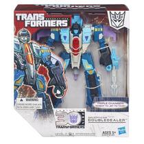 Transformers Generations: Autobot Doubledealer 3 Modos