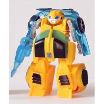 Robô Transformers Rescue Bots Energize - Bumblebee