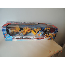Transformers - Robots In Disguise - 4 Robos - Hasbro - Unico