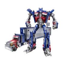 Transformers Optimus Prime Com Trailer - Movie - Hasbro Novo