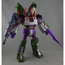 Transformers - Armada Megatron - Combine Wars - Hasbro Novo