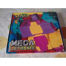 Coleção Mega Letronix, Numerix + Personagens+letronix+gibis