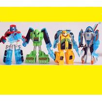 Transformers Rescue Bots Coleção Completa Frete Gratis !!!!!