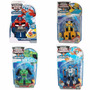 Transformers Rescue Bots Coleção Completa 4 Personagens