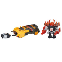 Transformers Robots In Disguise Mini-con Drift & Jetstorm
