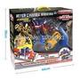 Transformers Optimus Prime 25cm E Bumblebee 15cm